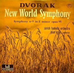 Antonin Dvorak: Symphony No. 9 - From the New World (Aus der Neuen Welt)