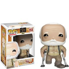 Figura Pop! Hershel Greene Walking Dead