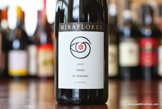 The Reverse Wine Snob: Miraflores El Dorado Syrah 2005 - One More Reason To Love Syrah. http://www.reversewinesnob.com/2013/10/miraflores-el-dorado-syrah.html