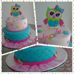 Owlies Cake Pops Pinterest