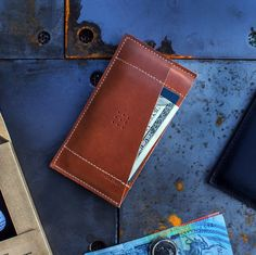 Classic iPhone Wallet by Posh Craft
