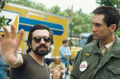 Martin Scorsese & Robert DeNiro | Taxi Driver: Behind The Scenes Photographs | A Piece of Monologue: Literature, Philosophy and the Arts