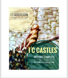 I C castles with J4C4U:  I C castlesInternet Complete(Integrated Circui... Advertising And Promotion, How To Make Light, Business Management, Machine Learning, How To Introduce Yourself, Castles, Relationships, Internet, Activities
