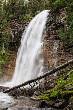 St. Mary and Virginia Falls in Glacier National Park   Get Inspired Everyday!