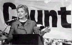 #clinton #cunt #photoshop #hillary #readyforhillary #election