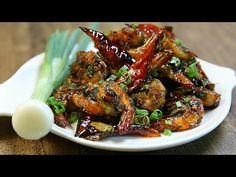 How To Make Prawns Stir Fry | Prawns Stir Fry Recipe | The Bombay Chef - Varun Inamdar - YouTube