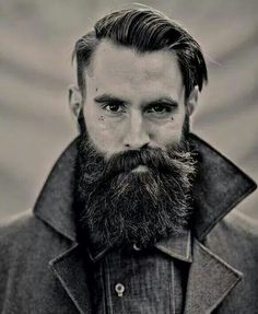 Beard....