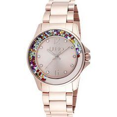 Montre femme Liu Jo Luxury Dancing TLJ1004 à 191,20€ au lieu de 239€.  Voir la montre: https://www.chic-time.fr/montres-femme/83993-montre-liu-jo-luxury-tlj1004-8052047005014.html