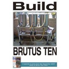 Build Brutus Ten All-Grain Brewing System Plans