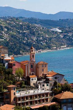 Mortola Inferiore, Liguria, Italy