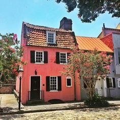 photo by timneedles via Instagram   Charleston, South Carolina USA