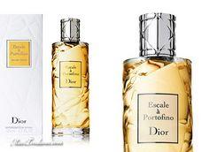 Escale à Portofino - Parfum Dior Parfum Dior, Perfume, Pet Clothes, Product Design, Ideas, Bergamot Orange, Orange Blossom, Almond, Lemon