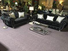 Living room set! Dream Furniture, New Furniture, Online Furniture Stores, Sofa, Couch, Living Room Sets, Home Decor, Homemade Home Decor, Living Room Setup
