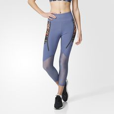 adidas - Standard 19 Seven-Eighths Tights