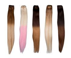 Clip In Human Hair Extensions UK  #hairextensions #virginhair  #humanhair #remyhair