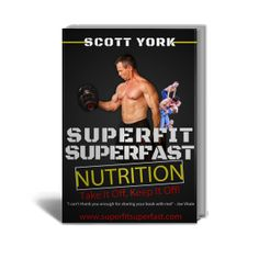 "This is where you should start - ""Superfit Superfast Nutrition"" available on Amazon or get a free sample at http://www.superfitsuperfast.com"