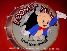 Looney Tunes (Porky Pig, Daffy Duck, Bugs Bunny) All time favorites!!
