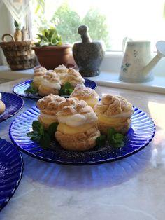 Blog inzulinrezisztenseknek, cukorbetegeknek, egészséges életmódot kedvelőknek. Muffin, Pudding, Breakfast, Desserts, Food, Morning Coffee, Tailgate Desserts, Deserts, Custard Pudding