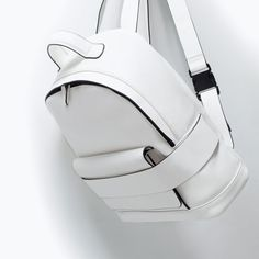 ZARA - SHOES & BAGS - STRAP BACKPACK