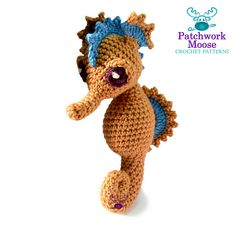 Josie the Seahorse lives in her very own castle of seaweed. She hosts tea parties for the local fish and enjoys decorating the seabed with sunken treasure. She is trying to teach synchronised swimming to the crabs, if only they'd pay attention and stop scuttling away…..
