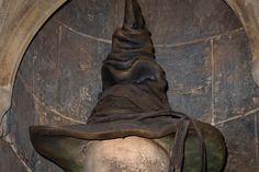 O lado mágico do chapéu de Harry Potter