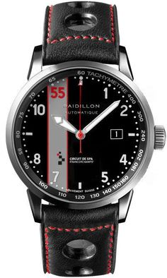 Raidillon Watch Racing 3 Hand Automatic Limited Edition #add-content #bezel-fixed #bracelet-strap-leather #brand-raidillon #case-material-steel #case-width-42mm #date-yes #delivery-timescale-call-us #dial-colour-black #gender-mens #limited-edition-yes #luxury #movement-automatic #new-product-yes #official-stockist-for-raidillon-watches #packaging-raidillon-watch-packaging #style-sports #subcat-racing #supplier-model-no-42-a10-153 #warranty-raidillon-official-5-year-guarantee…
