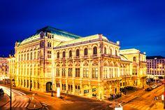 Vienna Opera House, Austria iStock_000021257773_Large-2 Silvester Party, Vienna, Austria, Opera House, Louvre, Building, Travel, Explore, Viajes