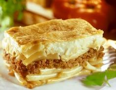 Donkey and the Carrot: ΠΑΣΤΙΤΣΙΟ ΤΕΛΕΙΟ! GREEK PASTITSIO! No one can resist that taste!!!!