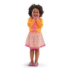 American Girl® Clothing: Teatime Outfit for Girls