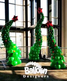 Balloon Designers is the work of business partners Steve Jones and Alexa Rivera. Steve and Alexa specialize in creating balloon decor […] Grinch Christmas Party, Christmas Balloons, Grinch Party, Xmas, Christmas Tree, Cat In The Hat Party, The Grinch Movie, Balloon Tree, Balloon Delivery