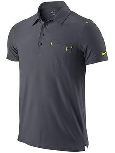 Nike Men's Summer 2 RF Smash Clay Polo. $84.00