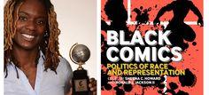 interviews Dr Sheena Howard, the very first Black female Eisner Award winner! Black Comics, Book Creator, Paper Book, Dark Matter, Mecca, Graphic Novels, Award Winner, Wordpress, Interview