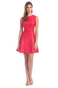 Lacquer Tweed Naama Dress
