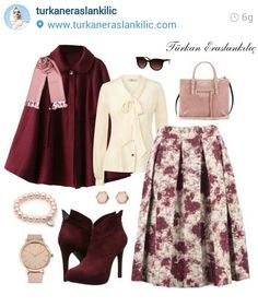 Hijab fashion, new season collections, hijab combinations, style suggestions . Street Hijab Fashion, Muslim Fashion, Modest Fashion, Skirt Fashion, Fashion Dresses, Cute Modest Outfits, Classy Outfits, Chic Outfits, Trendy Outfits