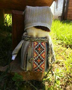 Лялька-мотанка.  Ukrainian traditional doll