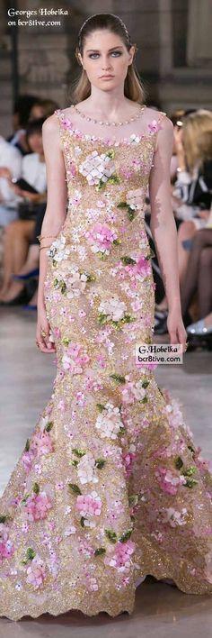 nice Georges Hobeika Fall 2016 Haute Couture...