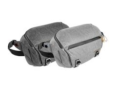 Peak Design Everyday Sling - a photographer recommended this for every day carrying a full set of gear, which is something I can't do well today. It looks like a very useful day bag.