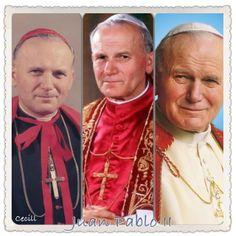 Imágenes de Cecill: No tengáis miedo!, Beato Juan Pablo II