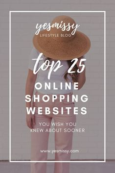 Top 25 Best Online Shopping Sites for Women (updated best online shopping websites for clothing, beauty, shoes and more. Source by clothing websites Site Shopping, Best Online Shopping Websites, Sites Online, Shopping Apps, Cheap Shopping, Fashion Online Shopping, Best Websites For Clothes, Clothing Websites For Women, Online Shopping For Women