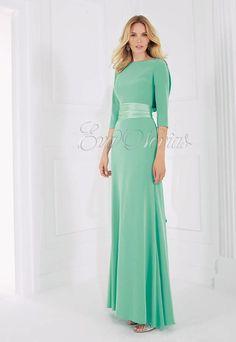bdf4986e7 Vestido de fiesta Patricia Avendaño 2016 Modelo 3007 en Eva Novias Madrid.   vestido  moda  fashion  dress  madrina  tienda  madrid  boda  redcarpet