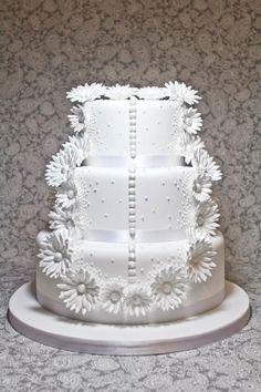 #tarta inspirada en un vestido de Jesus Peiro
