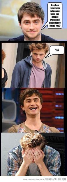 Love Daniel Radcliffe memes