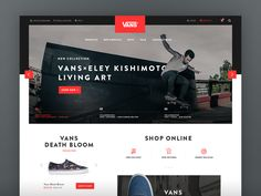 A couple of weeks back I hit Vans.com. As a Vans junkie I was blown away by outdated design, weird layout choices and some very irritating UX issues. Therefore, I'd like to share with you guys my f...