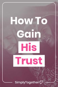 Trust issues are a common problem in relationships. We all go through our share of bad experiences with people. Building trust with your boyfriend or girlfriend takes time and patience. Here are some tips that can help you speed up this process. Trust In Relationships, Relationship Advice, Disappointment In People, Social Media Buttons, Getting To Know Someone, Couple Stuff, Love Advice, Trust Issues, Hurt Feelings