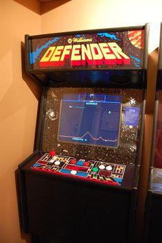 Defender Coin-op