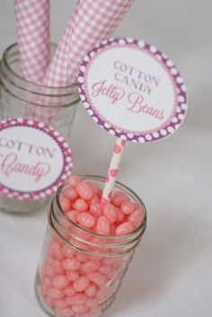 Pink Girl Party Birthday Party Ideas   Photo 1 of 37   Catch My Party