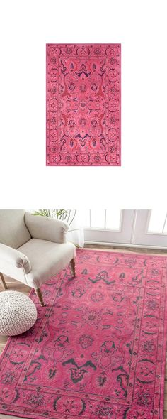 Brighten your living space with this elegant burst of color. Bearing a chic…