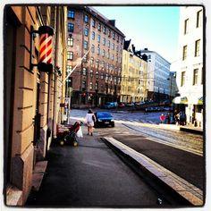 Viiskulma, Helsinki