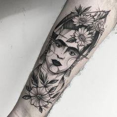 Tatuagem feita por @gabrielchapel ❤️ Gabriel Chapel Brazil/ES/VV - Prego Inc.  Agendamentos e orçamentos no (27) 996079255! - Only Black Art.  facebook.com/gabrielchapel1