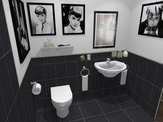 black and white bathroom - Verizon Search Results